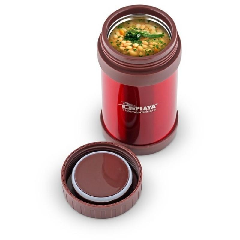 Термос для еды LaPlaya Food Container JMG 0.5L Red (фото 2)