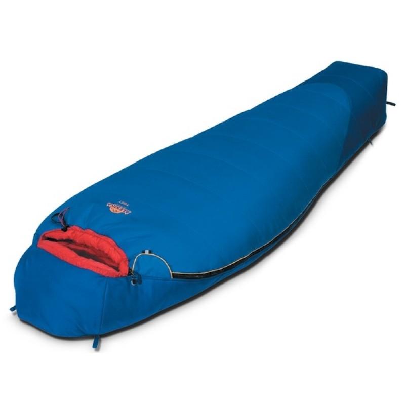 Спальный мешок Alexika Tibet Синий правый