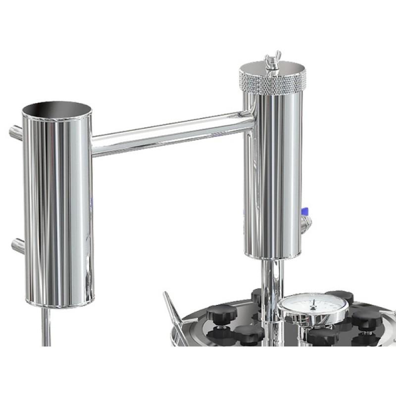 Самогонный аппарат (дистиллятор) ФЕНИКС Эконом (С теном) 12 литров (фото 2)