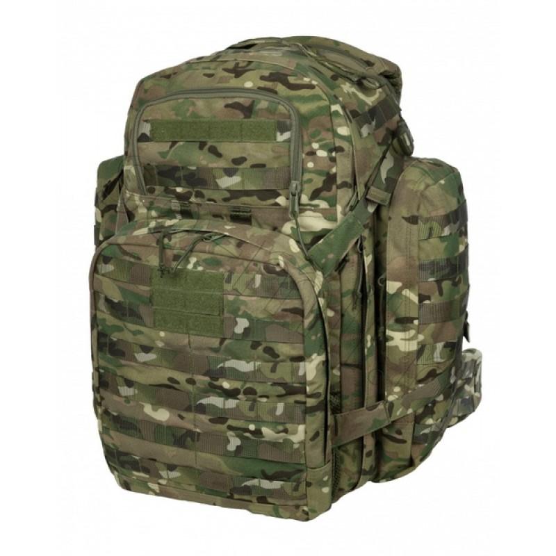 Тактический рюкзак трёхдневный SSO Вихрь 43л. Рип-стоп, мультикам