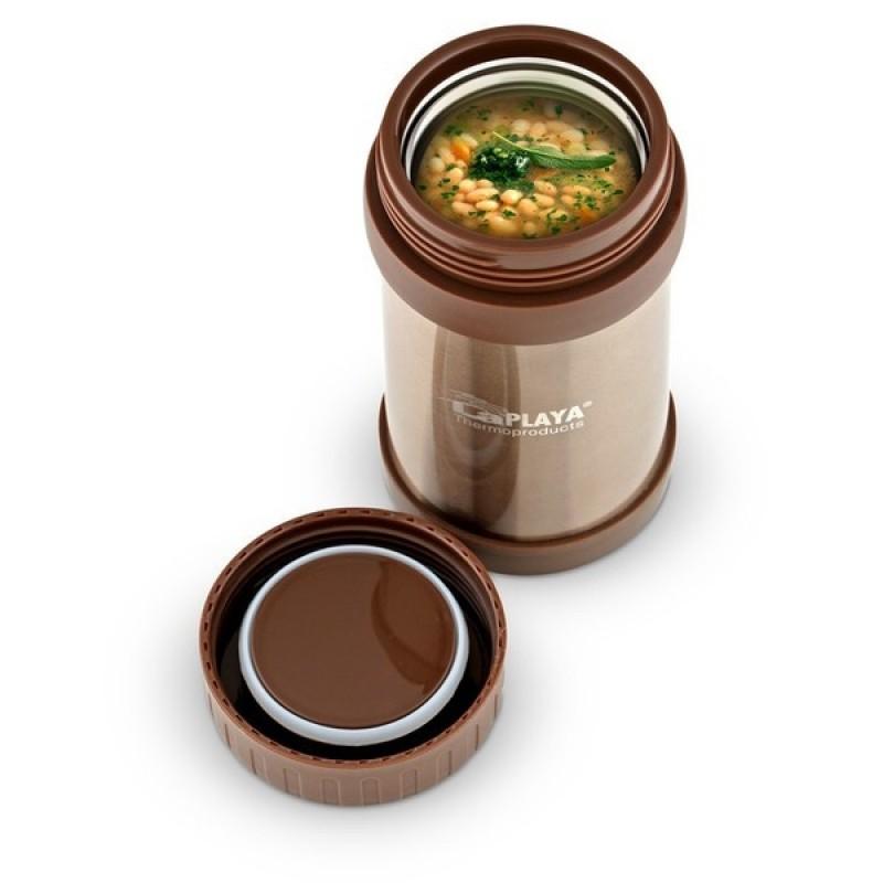 Термос для еды LaPlaya Food Container JMG 0.5L Perl (фото 2)