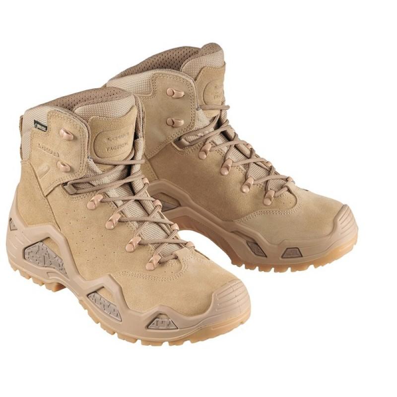 Женские тактические ботинки Lowa Z-6S WS GTX COYOTE