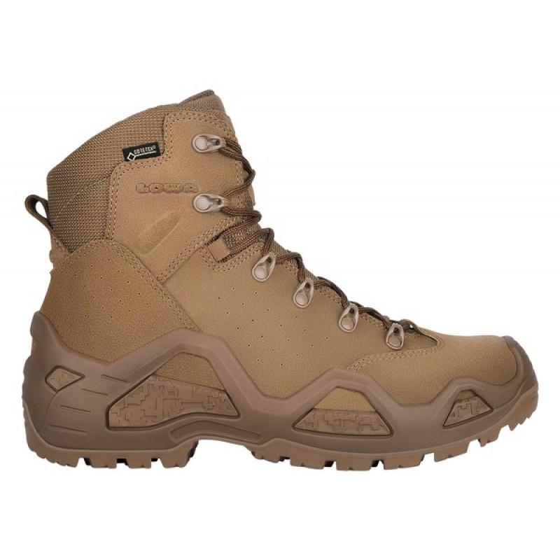 Женские тактические ботинки Lowa Z-6S WS GTX COYOTE (фото 2)
