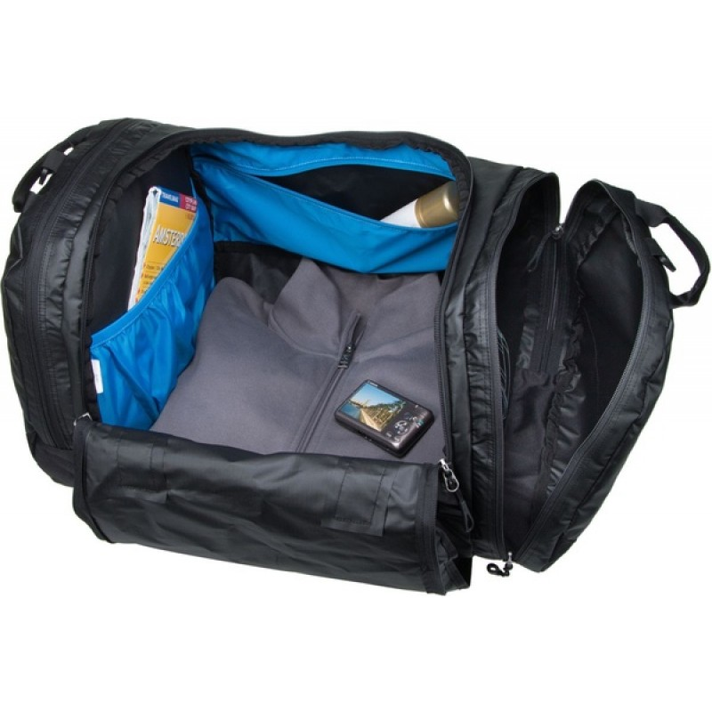 Дорожная сумка Tatonka Travel Duffle L red (фото 3)