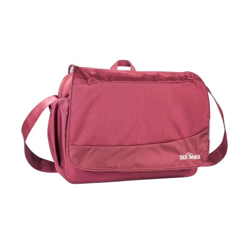 Городская сумка Tatonka Baron bordeaux red
