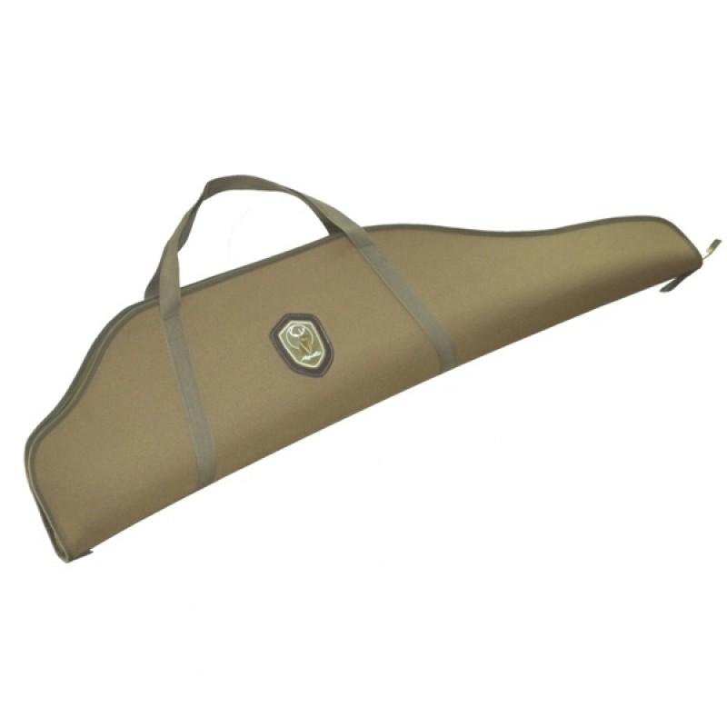 Чехол для ружья с оптикой полужёсткий Aquatic ЧО-36 (пластик)