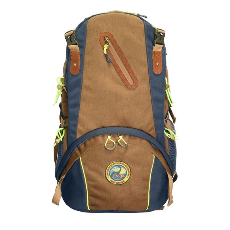 Рюкзак Aquatic Р-45СК (трекинговый, серо-коричневый)