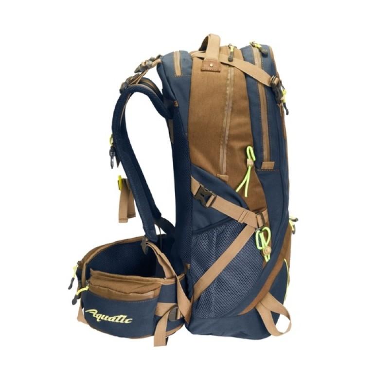 Рюкзак Aquatic Р-45СК (трекинговый, серо-коричневый) (фото 2)