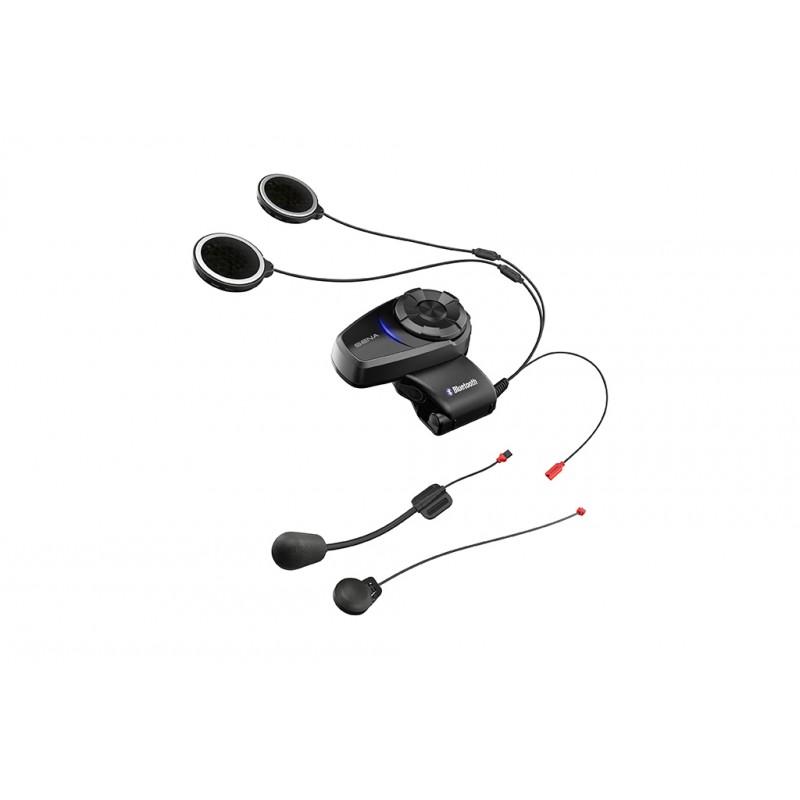 SENA 10S-01 Bluetooth мотогарнитура (+ Набор для ухода за транспортом в подарок!) (фото 6)