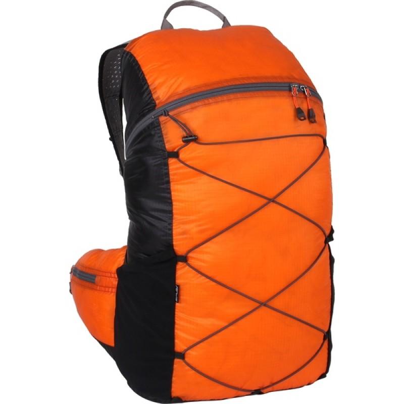 Туристический рюкзак СПЛАВ EASY PACK V.3 SI (черно-оранжевый)