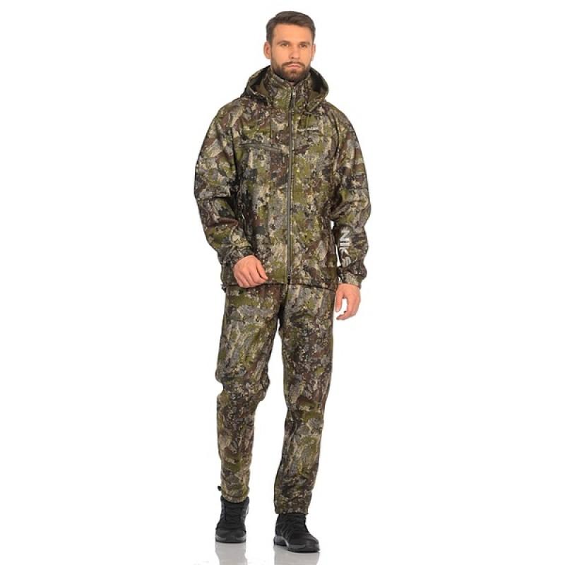 Демисезонный костюм Huntsman Никс ЛЮКС цвет Хамелеон ткань Alova windblock