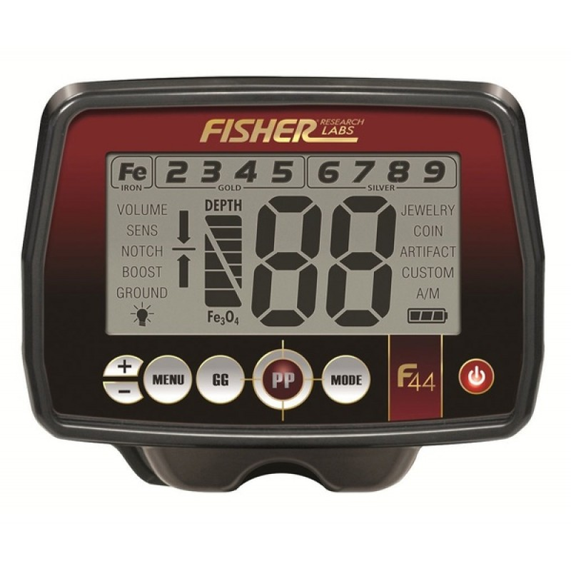 Fisher F44 11DD (фото 3)