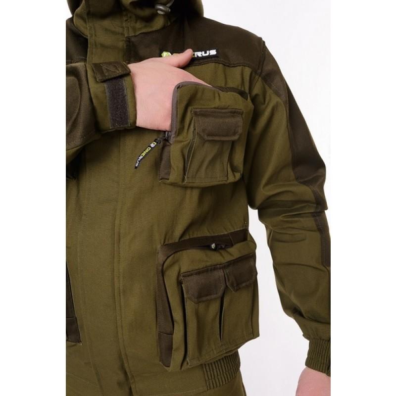 Летний костюм для охоты и рыбалки ONERUS Спецназ (Палатка, темный Хаки) (фото 3)