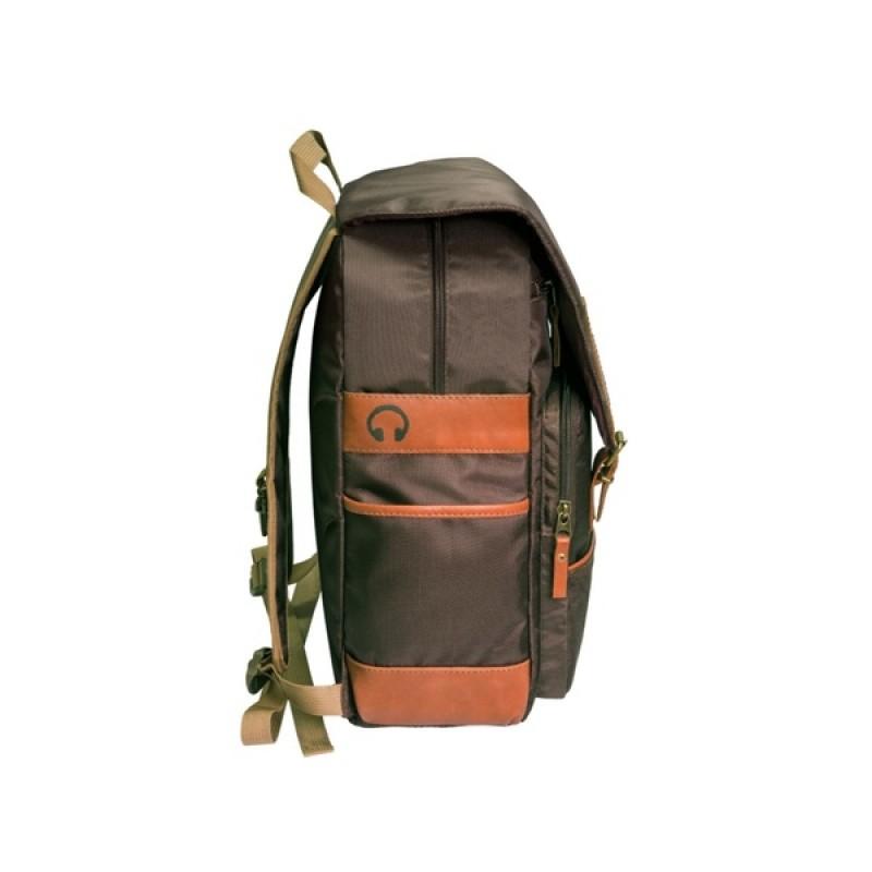 Рюкзак Aquatic Р-22С (городской, темно-коричневый) (фото 2)
