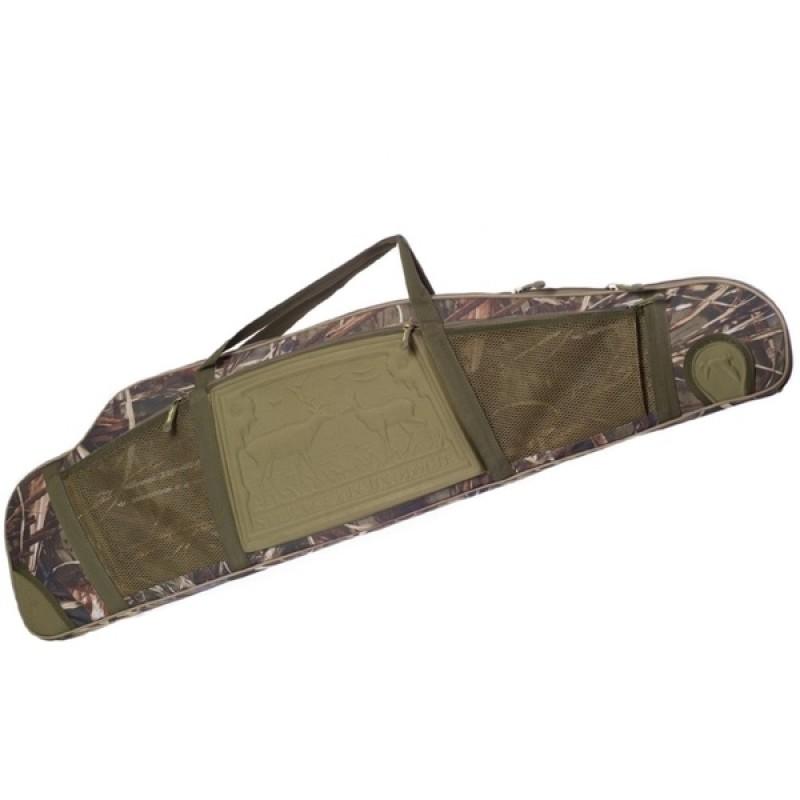 Чехол для ружья с оптикой полужёсткий Aquatic ЧО-33 (пластик) 127 см