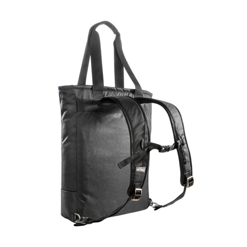 Городской рюкзак Tatonka City Stroller black (фото 2)