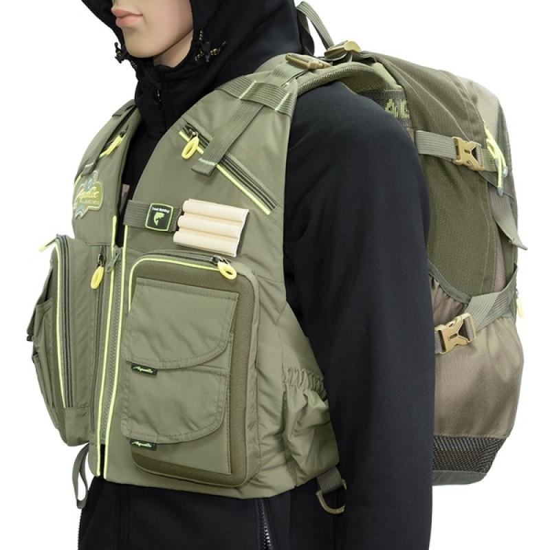Рюкзак + жилет Aquatic РЖ-01 (комплект)