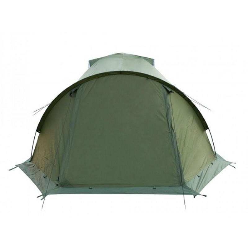 Палатка Tramp Mountain 4 (V2) (зеленый) (фото 3)