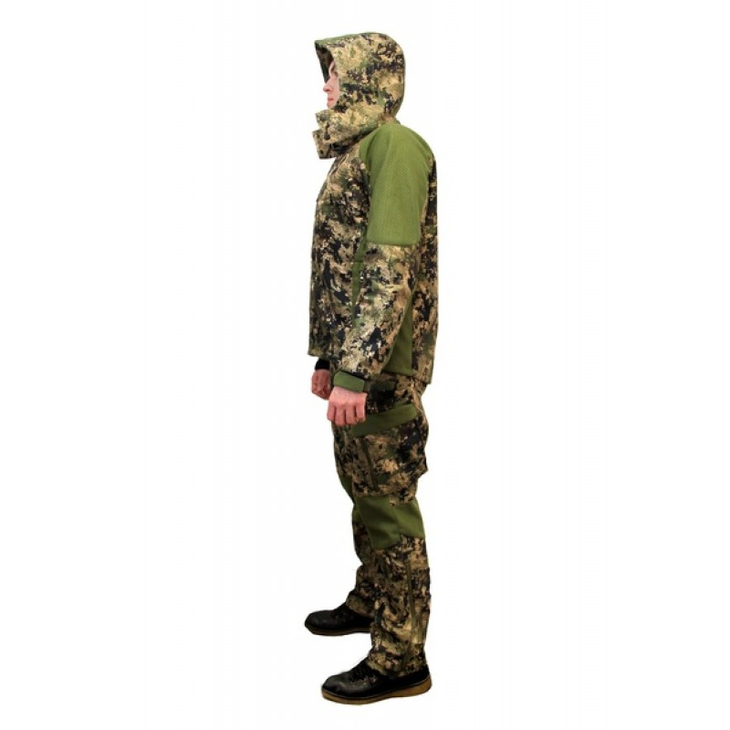 Летний костюм для охоты и рыбалки Remington XM Elite (RM1026-939) (фото 2)
