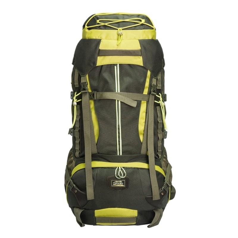 Рюкзак Aquatic Р-75+10Х (трекинговый, хаки)