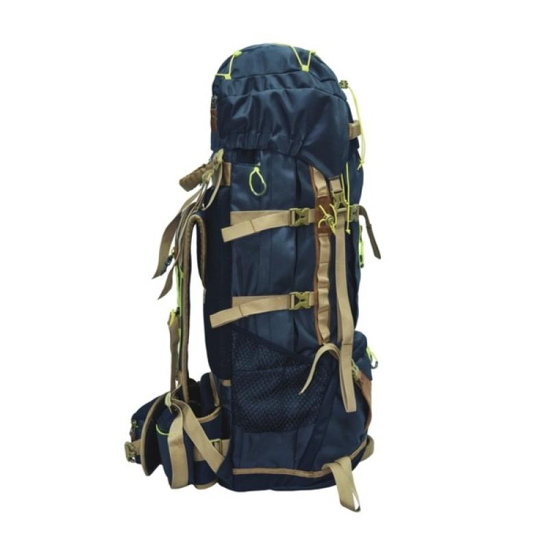 Рюкзак Aquatic Р-75+10Х (трекинговый, хаки) (фото 2)