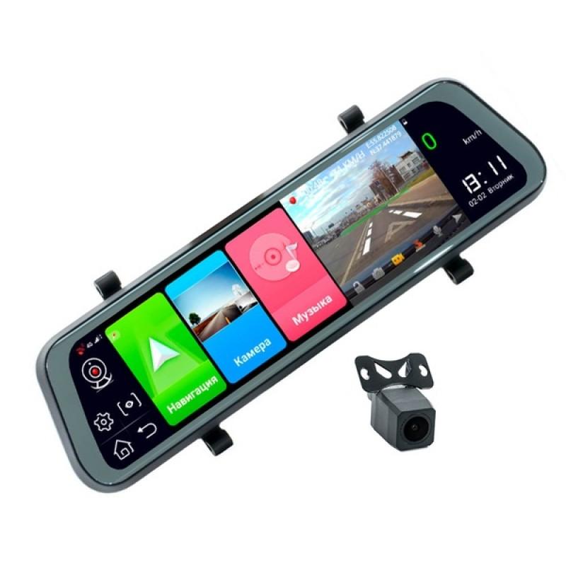 Видеорегистратор AVEL AVS0909DVR на Android с камерой заднего вида
