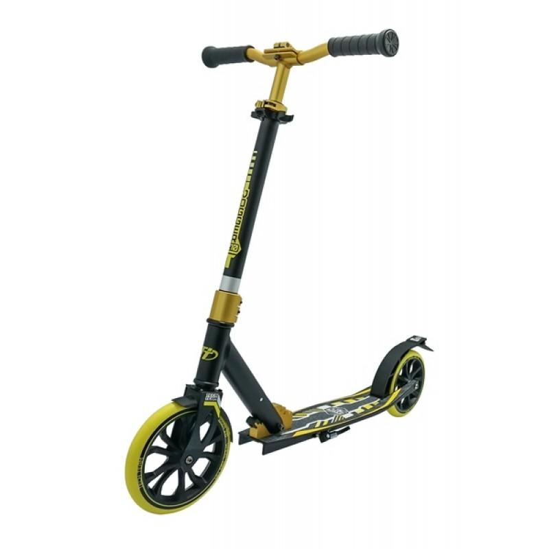 Самокат Tech Team TT Jogger 210 желтый