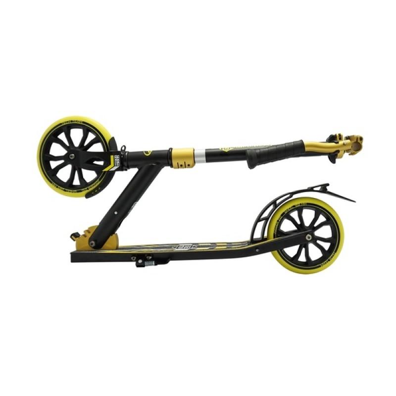 Самокат Tech Team TT Jogger 210 желтый (фото 3)