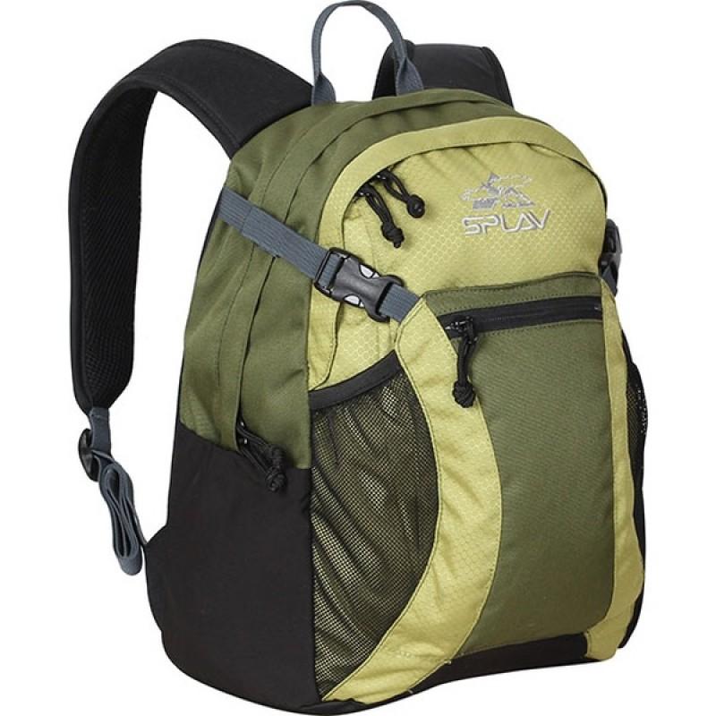 Туристический рюкзак СПЛАВ SPIDER (зеленый)