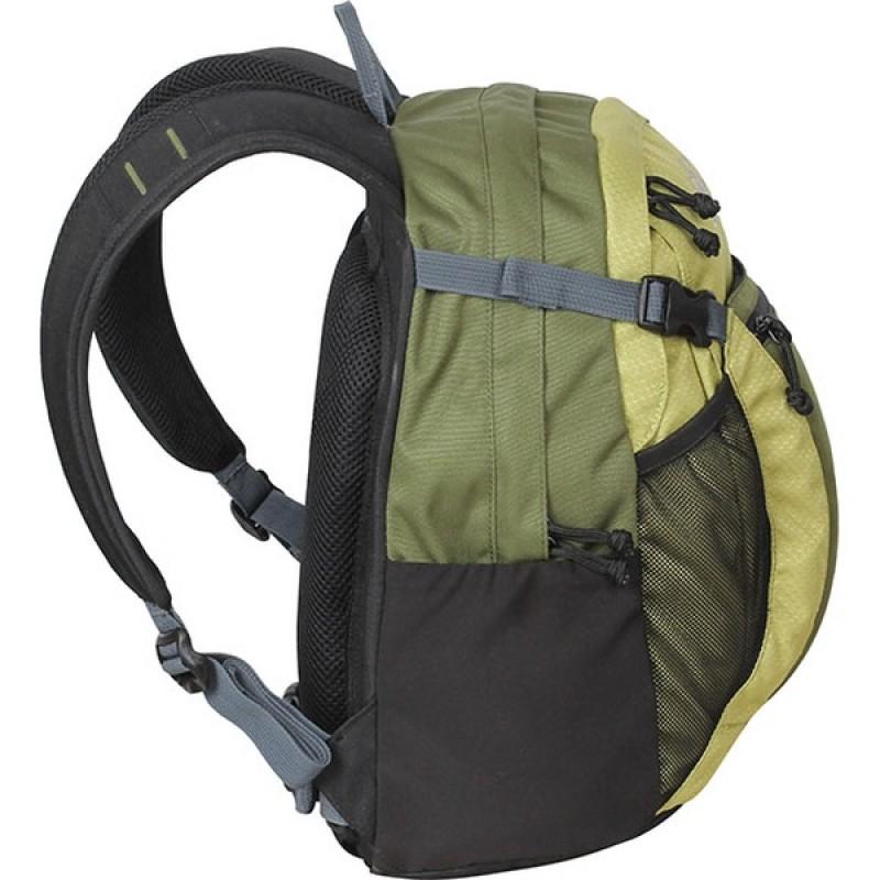 Туристический рюкзак СПЛАВ SPIDER (зеленый) (фото 3)