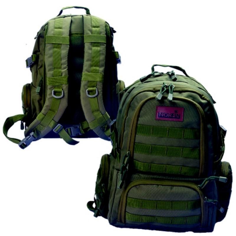 Тактический рюкзак Norfin TACTIC 35 NF (фото 2)