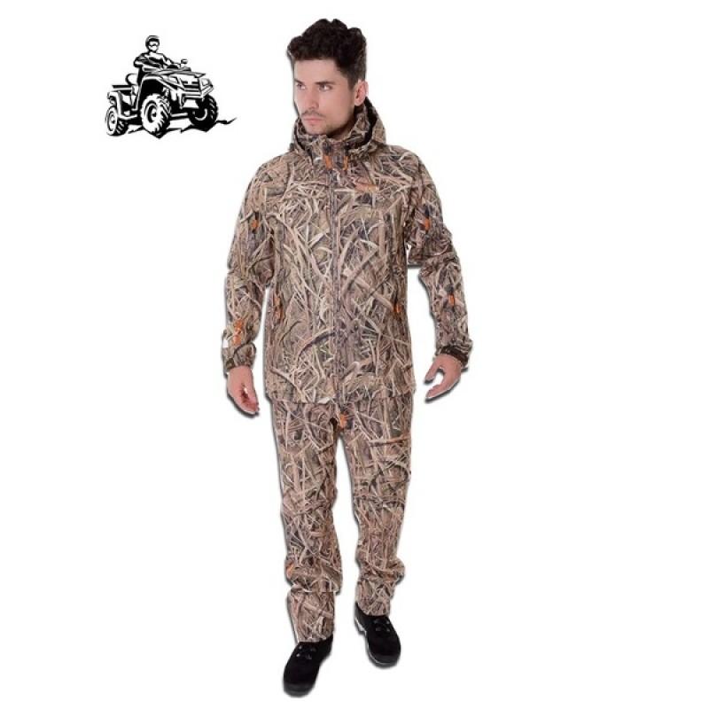 Демисезонный костюм для рыбалки и охоты TRITON PRO -5° (Cофтшелл, Duck Hunter) на флисе