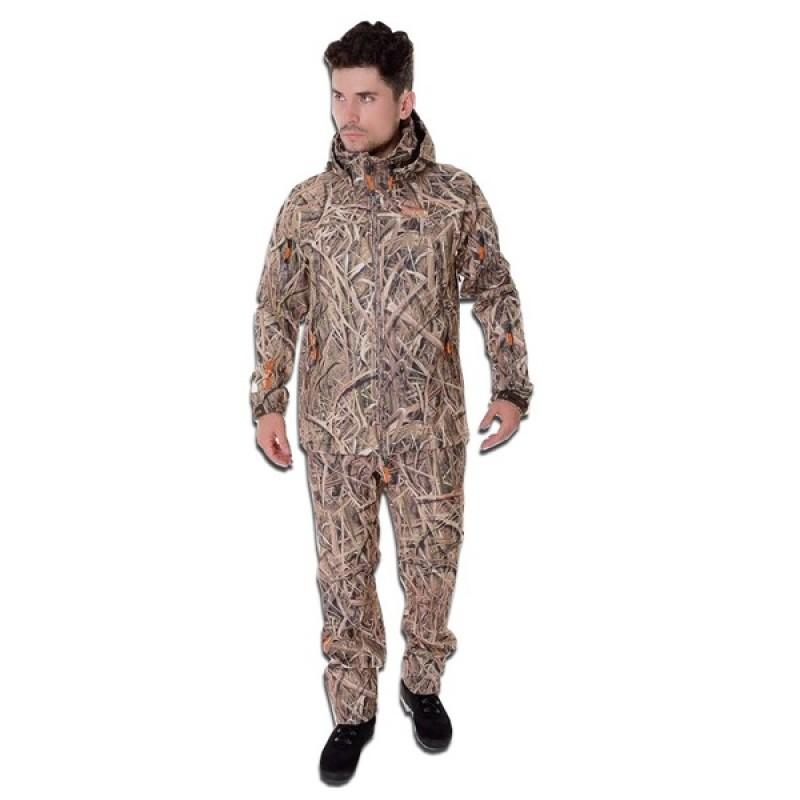 Демисезонный костюм для рыбалки и охоты TRITON PRO -5° (Cофтшелл, Duck Hunter) на флисе (фото 2)