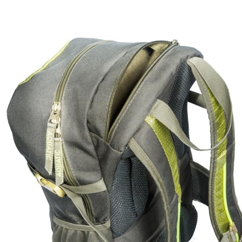Рюкзак Aquatic Р-18Х трекинговый (цвет: хаки) (фото 3)