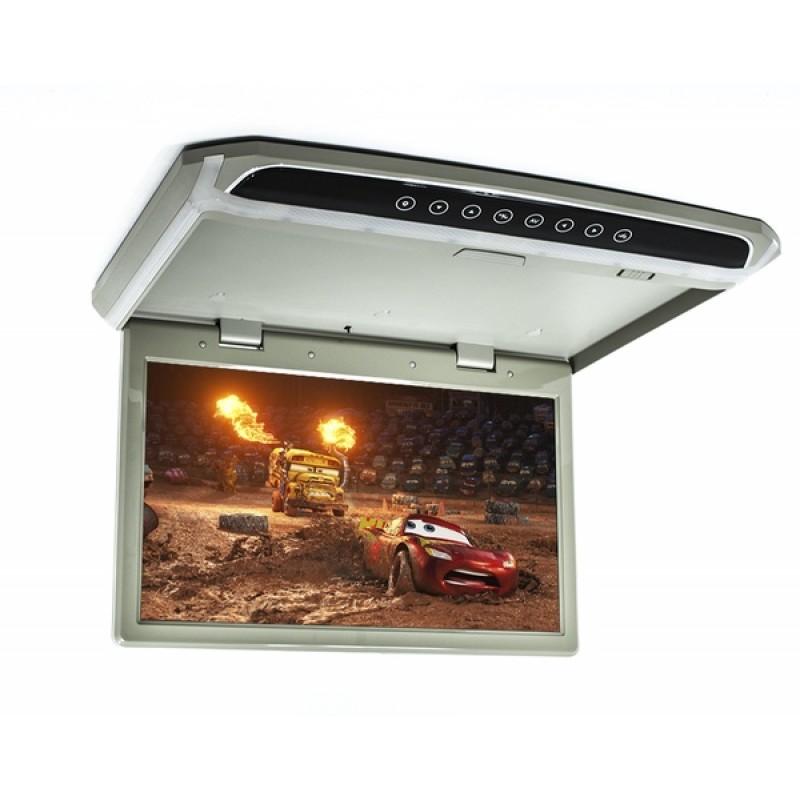 Потолочный монитор для автомобиля Потолочный монитор 15,6 AVEL AVS1507MPP (серый)