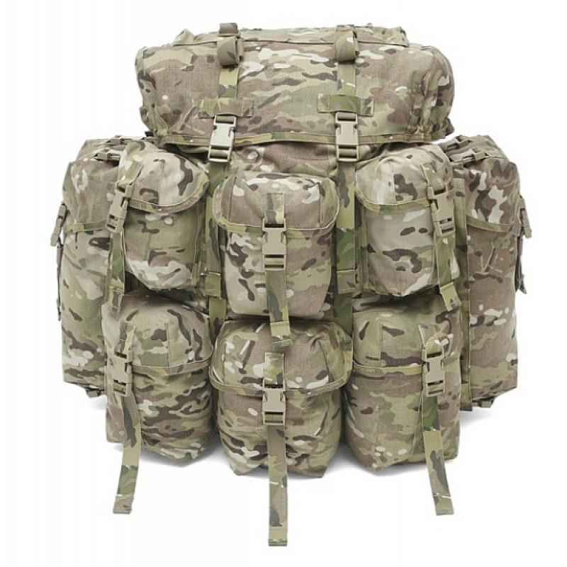 Тактический рюкзак WARRIOR ASSAULT SYSTEMS Elite Ops BMF Bergen Multicam