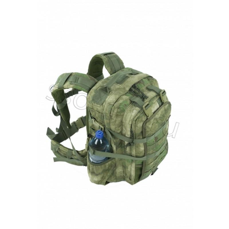 Рюкзак штурмовой SSO Бобер-М мох, рип-стоп (фото 3)