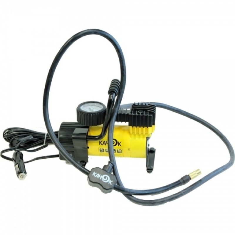 Автомобильный компрессор Качок К50 LED (фото 3)