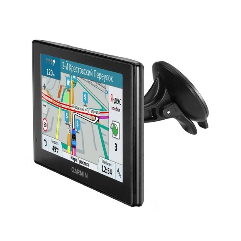 Навигатор Garmin DriveSmart 51 RUS LMT (010-01680-46)