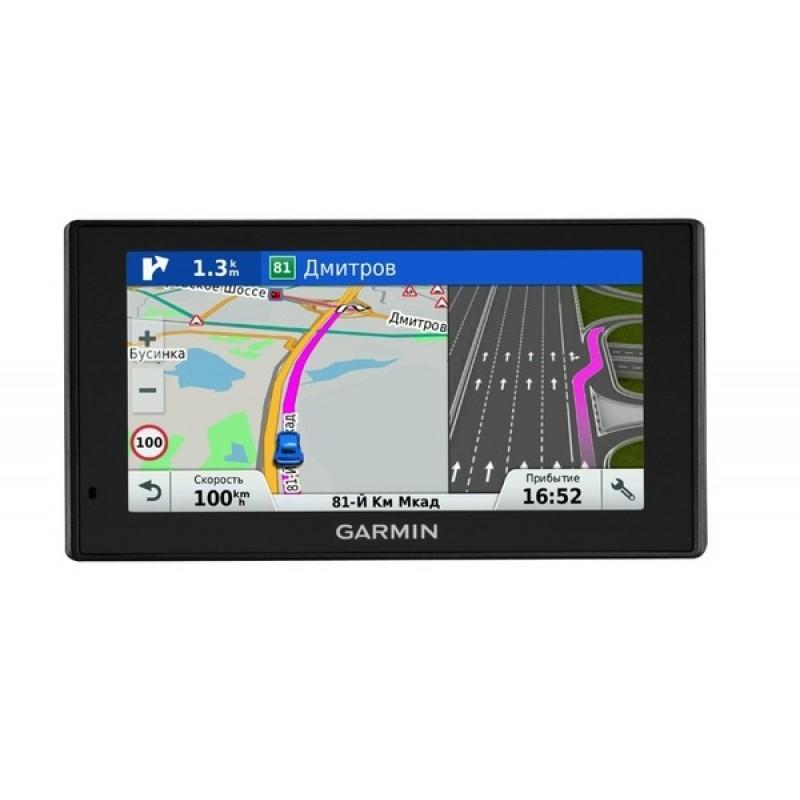 Навигатор Garmin DriveSmart 51 RUS LMT (010-01680-46) (фото 3)