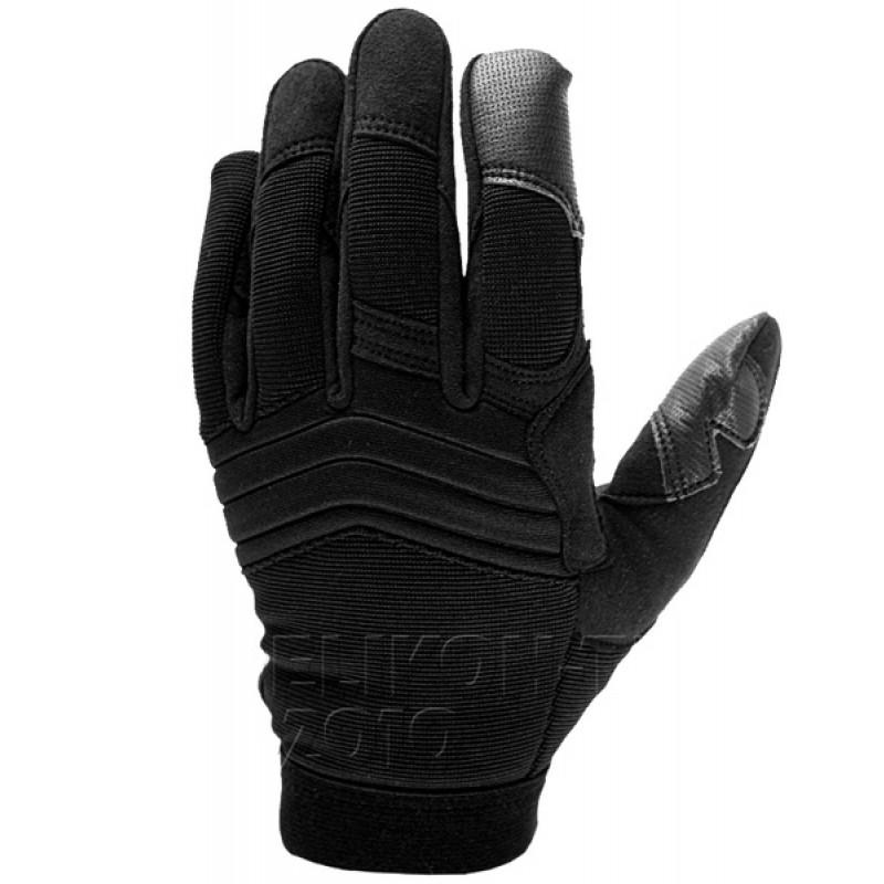 Тактические перчатки Helikon-Tex USM (черные)