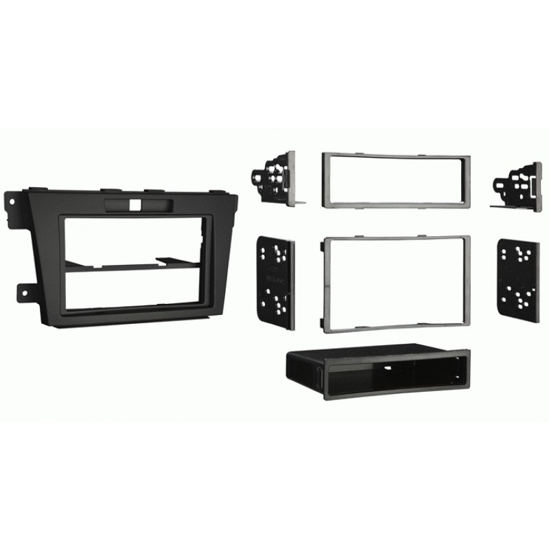 Переходная рамка Incar 99-7520B для Mazda CX7 2011+ 2DIN (крепеж)