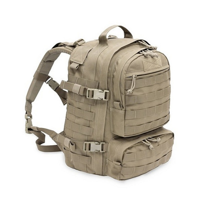 Тактический рюкзак WARRIOR ASSAULT SYSTEMS Elite Ops Pegasus Pack Coyote Tan (фото 2)