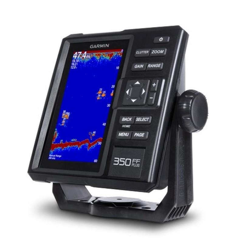 Эхолот Garmin FishFinder 350 Plus с трансдьюсером 77200кГц (010-01709-00) (фото 2)