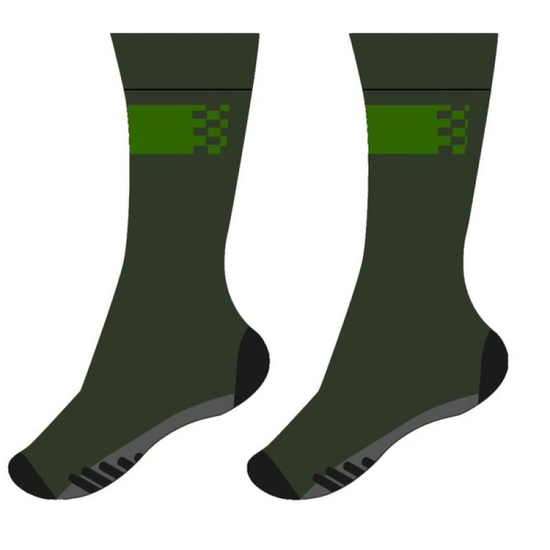 Комплект треккинговых носков Katran Т-107х (хаки), 3шт (фото 2)
