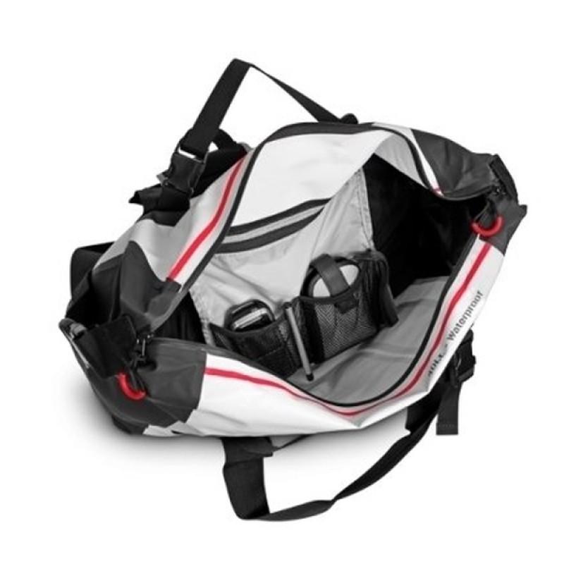 Сумка водонепроницаемая LaPlaya Square Bag 40 white (фото 2)