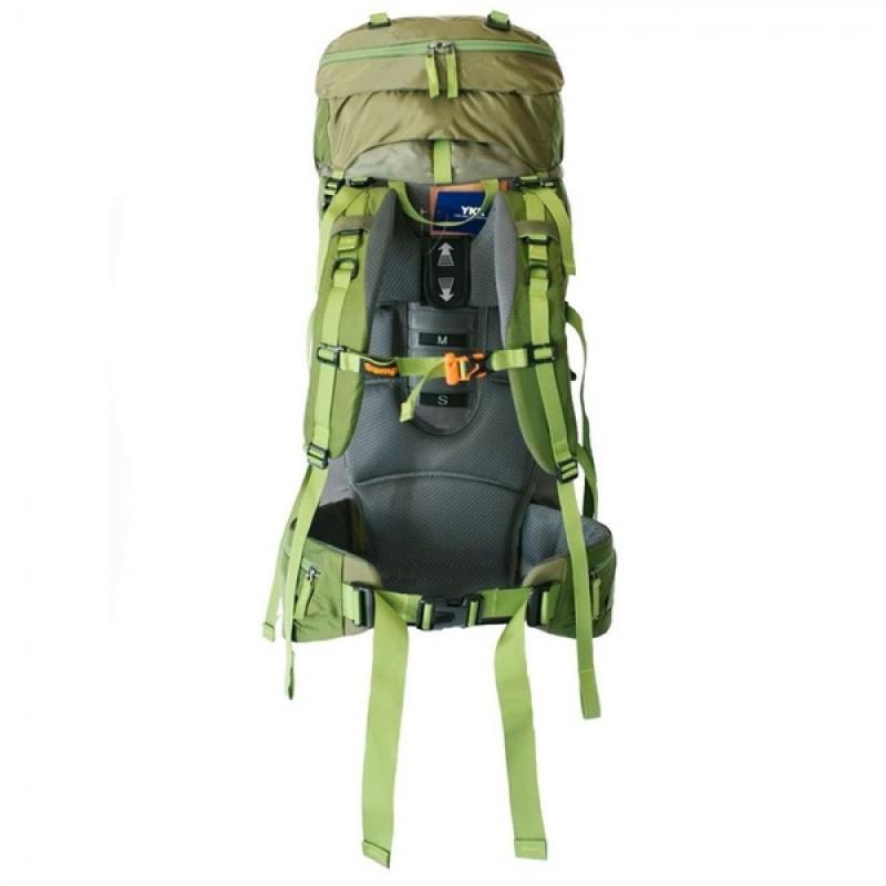 Рюкзак Tramp Floki 50+10 (зеленый) (фото 2)