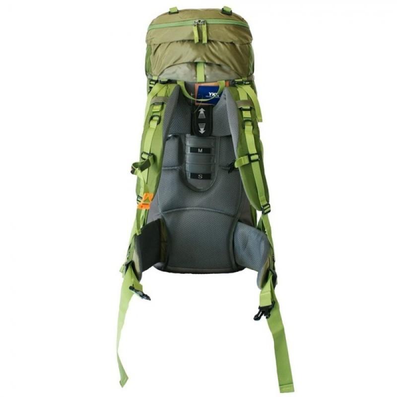 Рюкзак Tramp Floki 50+10 (зеленый) (фото 3)