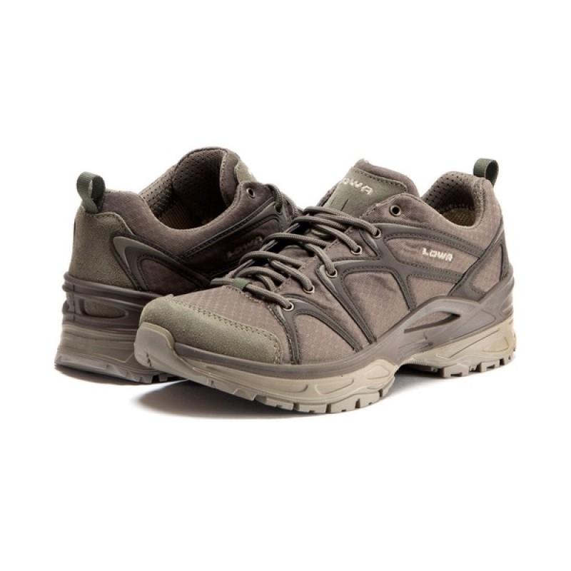 Тактические облегченные ботинки LOWA INNOX GTX LO TF Coyote