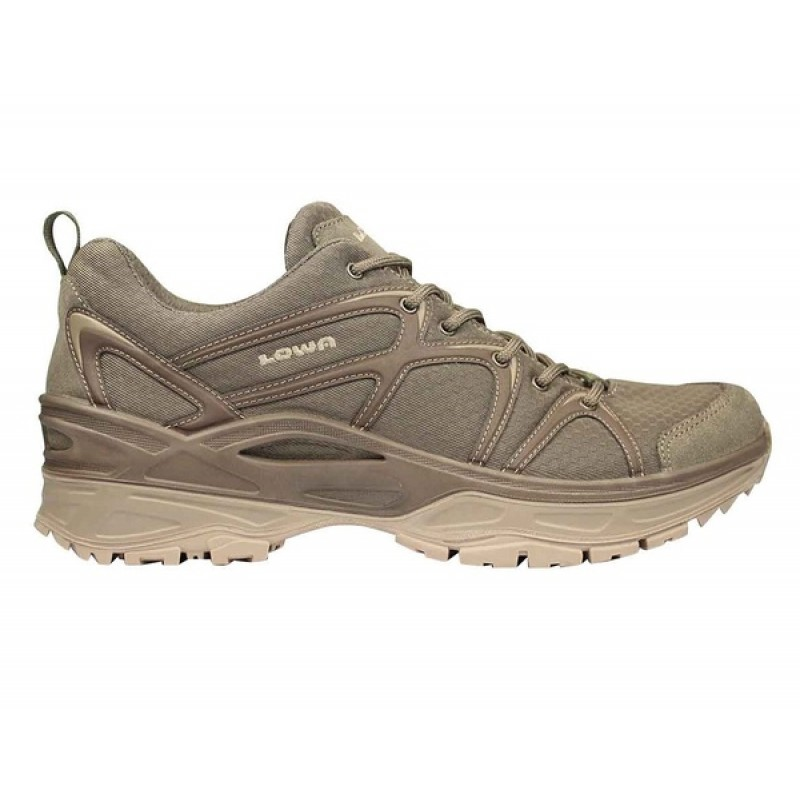 Тактические облегченные ботинки LOWA INNOX GTX LO TF Coyote (фото 2)